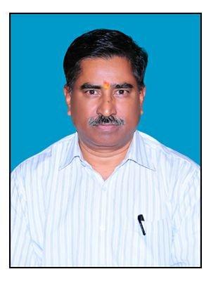 Bheem Rao Jaligama Treasurer Hyderabad Centre