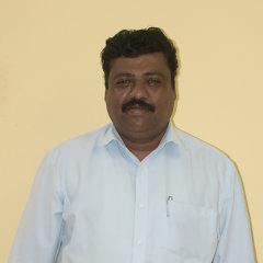 Mounesh K Rattihalli Treasurer Hubli Centre