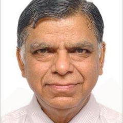 SC Mehrotra Chairman Delhi Centre