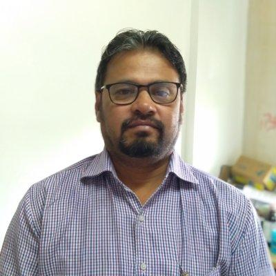 Shyam Bapat, Secretary, Nagpur Center, ACCE(I)