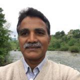 V V Krishna Reddy Chairman Hyderabad Centre