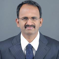 VGopal Krishna Chariman Coimbatore Centre