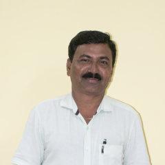 Vasant Palankar Secretary Hubli Centre