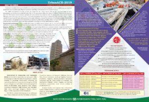 UrbanACE - 2019 National Seminar and Exhibition - Seminar Browchure 2